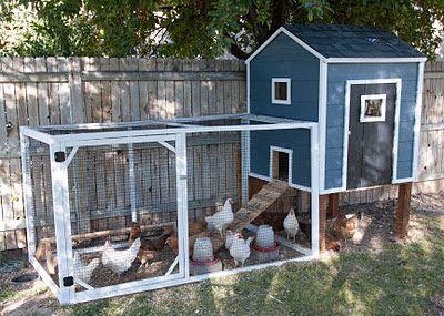 Extraordinary chicken coop decor ideas 32