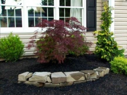 Impressive small front yard landscaping ideas 20