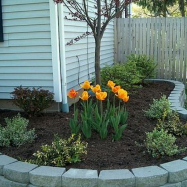 48 Impressive Small Front Yard Landscaping Ideas