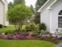 Impressive small front yard landscaping ideas 48