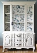 Most unique china cabinet makeover ideas 01