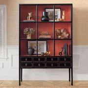 Most unique china cabinet makeover ideas 02