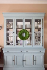 Most unique china cabinet makeover ideas 40
