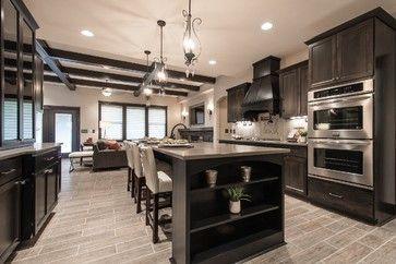 Wonderful wood kitchen design ideas for cozy kitchen inspiration 02