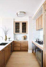 Wonderful wood kitchen design ideas for cozy kitchen inspiration 11