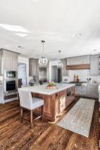Wonderful wood kitchen design ideas for cozy kitchen inspiration 39