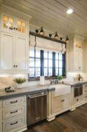 Wonderful wood kitchen design ideas for cozy kitchen inspiration 46