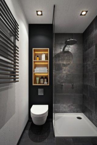 Affordable modern small bathroom vanities ideas 11