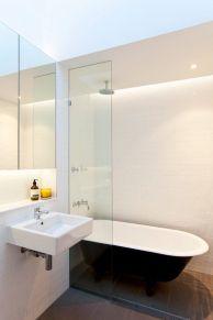 Affordable modern small bathroom vanities ideas 19