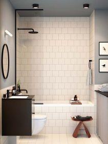 Affordable modern small bathroom vanities ideas 28