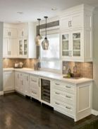 Amazing farmhouse kitchen decor ideas for inspiration 03