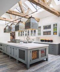 Amazing farmhouse kitchen decor ideas for inspiration 13