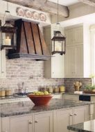 Amazing farmhouse kitchen decor ideas for inspiration 27