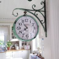 Amazing farmhouse kitchen decor ideas for inspiration 40