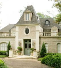 Amazing french country exterior for your home inspiration 20