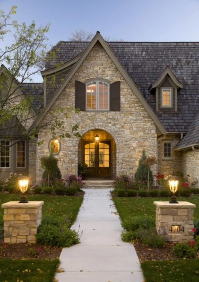 Amazing french country exterior for your home inspiration 33