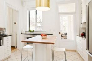 Awesome kitchen makeovers for small kitchens 04