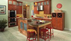 Awesome kitchen makeovers for small kitchens 14