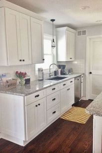 Awesome kitchen makeovers for small kitchens 16