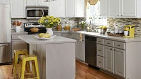 Awesome kitchen makeovers for small kitchens 24
