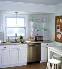 Awesome kitchen makeovers for small kitchens 30
