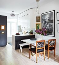 Awesome kitchen makeovers for small kitchens 32