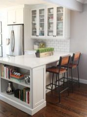Awesome kitchen makeovers for small kitchens 35