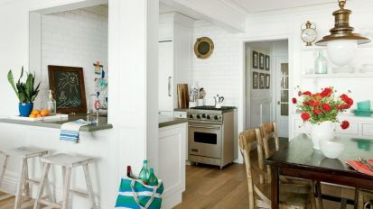 Awesome kitchen makeovers for small kitchens 43