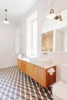 Beautiful mid century modern bathroom ideas 14