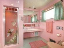 Beautiful mid century modern bathroom ideas 20
