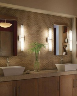 Best ideas for modern bathroom light fixtures 31