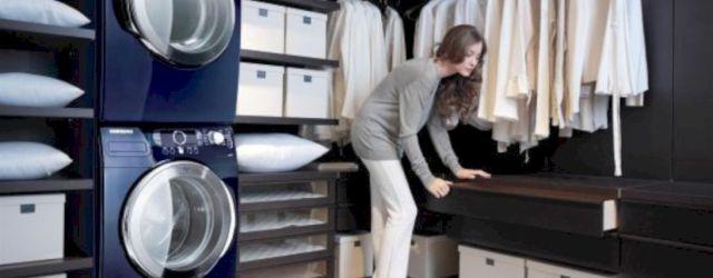 Brilliant laundry room organization ideas 16