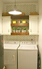 Brilliant laundry room organization ideas 26