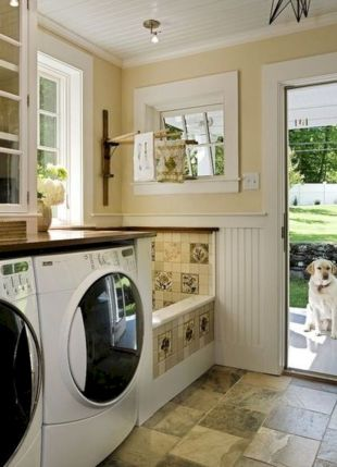 Brilliant laundry room organization ideas 31