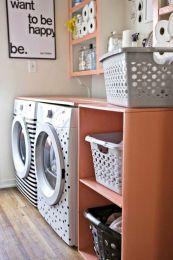 Brilliant laundry room organization ideas 34