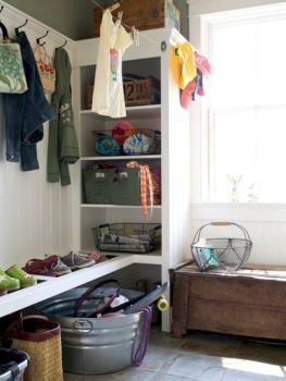 Brilliant laundry room organization ideas 38