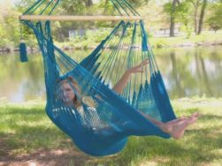 Comfy backyard hammock decor ideas 04