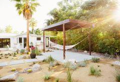 Comfy backyard hammock decor ideas 14