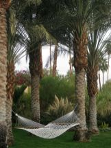 Comfy backyard hammock decor ideas 21