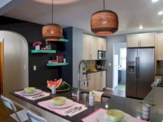 Cool inexpensive kitchen cabinet makeovers 39