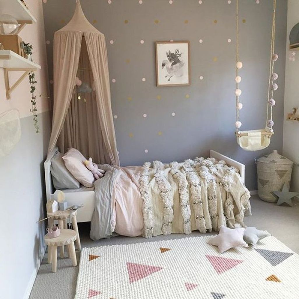 Cozy kids bedroom trends 2018 07