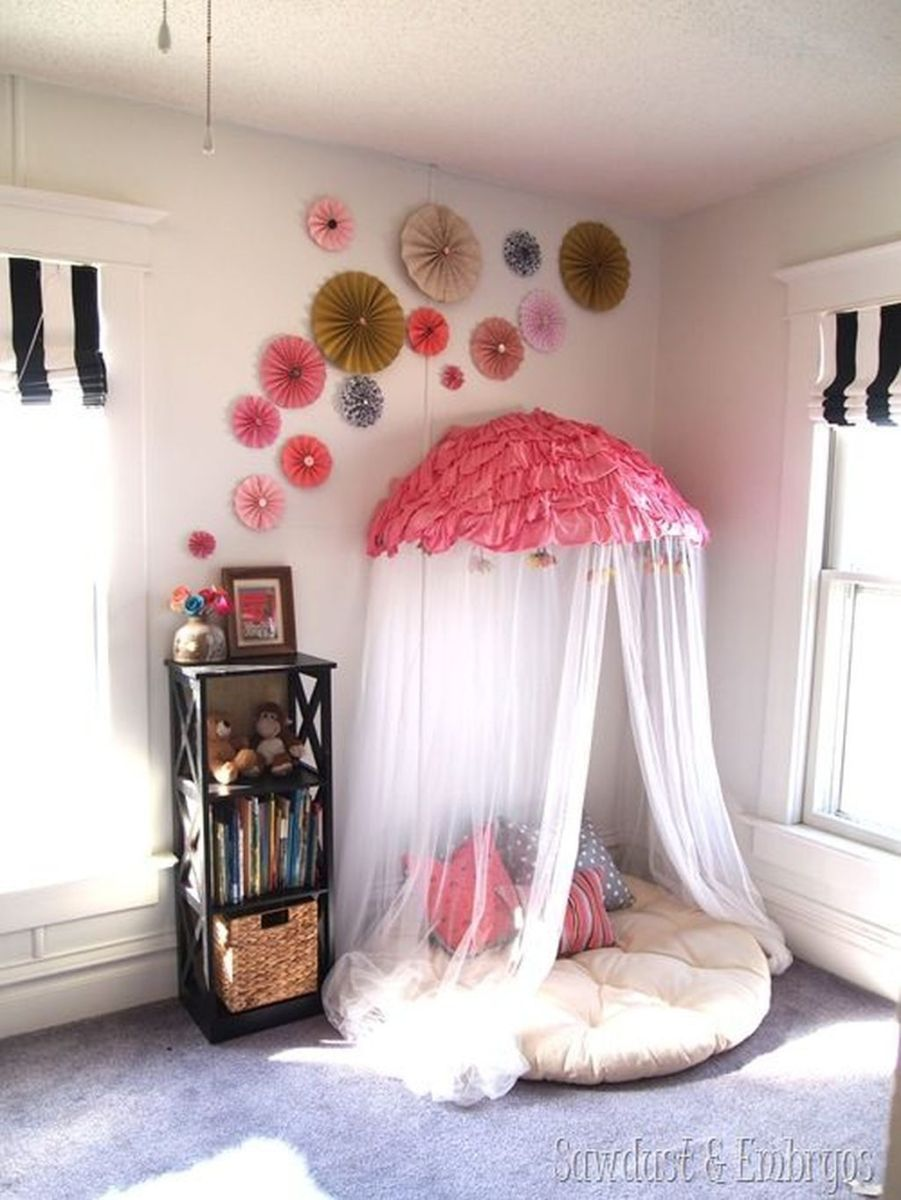Cozy kids bedroom trends 2018 26