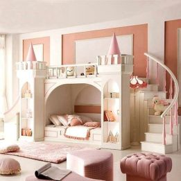Cozy kids bedroom trends 2018 27