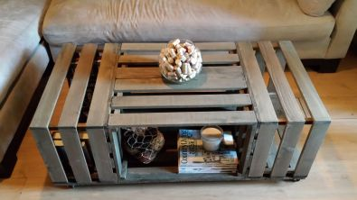Creative coffee table design ideas for your home 02