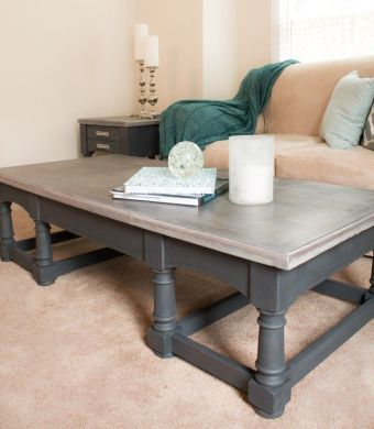 Creative coffee table design ideas for your home 14