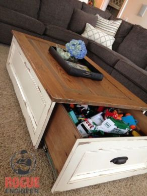 Creative coffee table design ideas for your home 15