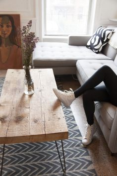 Creative coffee table design ideas for your home 16