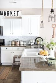 Creative diy easy kitchen makeovers 23