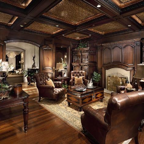 Cute rustic fireplace design ideas 32
