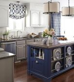 Easy grey and white kitchen backsplash ideas 01